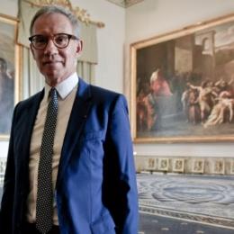 Ritratto del Museo di Capodimonte, con il direttore Sylvain Bellenger