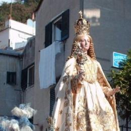 Il miracolo della Madonna dei Cordici a Torraca nel 1799