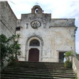 CHIESA DI SANTA MARIA IN PENSULIS – CASTELFORTE – località SUIO FORMA