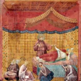 TADDEO DA SESSA, GREGORIO IX, FEDERICO II E.. SAN FRANCESCO
