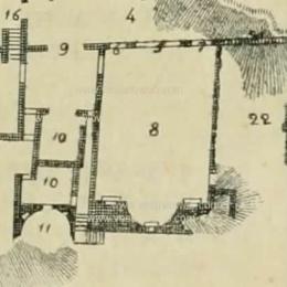 La villa romana di Sora nel 1857 a Torre del Greco