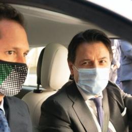 Le mascherine di Elkann, Agnelli, Fiat, Fca
