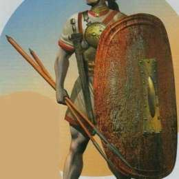 I guerrieri dei Trebulani