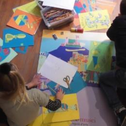 Bambini e musei: il libro di illustrazioni per cittadini a regola d'arte