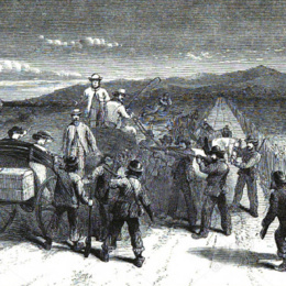 Il BRIGANTAGGIO,Francesco II, Franchini, Pietrarsa, la situazione e la questione meridionale, Mafia Gabelle e Gabellotti
