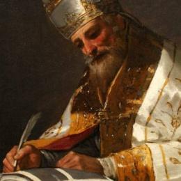 San Gregorio Magno e il Natale del 590