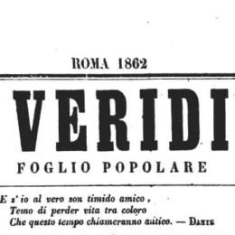 """""""IL VERIDICO"""" N. 2 GARIBALDI SUI GIOGHI DI ASPROMONTE"""