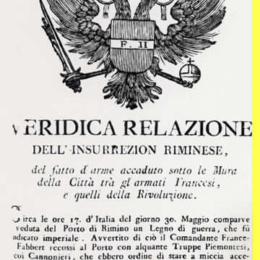 Le Insorgenze in Romagna durante il triennio giacobino (1796-1799)