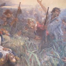 L'eroismo della donna cavota contro l'armata napoleonica, nella battaglia del 27 aprile 1799