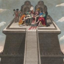 """Il """"sangue del Sole"""": sul sacrificio umano nella tradizione precolombiana"""