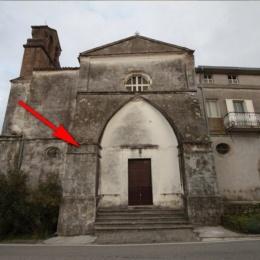 La ristrutturazione della Chiesa dell'Annunziata di Conca nel 1879