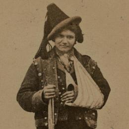 La cattura di Maria Oliverio, alias Ciccilla