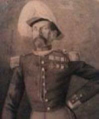 Maggiore Domenico Nicoletti Napoli 5/8/1808 -Napoli 27/10/1884