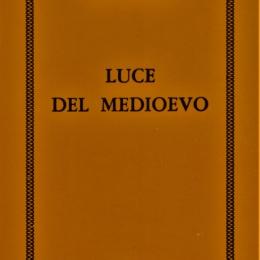 LUCE DEL MEDIOEVO di Règine Pernoud