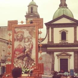 Le litanie alla Madonna dell'Arco di Macerata Campania, Caturano, Recale, Musicile e Portico di Caserta