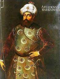 Barbarossa, il re di Algeri, Giulia Gonzaga ed Ippolito de' Medici, a Fondi e a Itri, negli anni 1534 e 1535