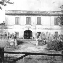 Casa Lanza, trattato del 20 Maggio 1815