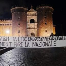 RISPETTA IL TUO ORGOGLIO MERIDIONALE NON TIFARE LA NAZIONALE