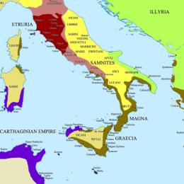 Gli Osci nella Campania Antica