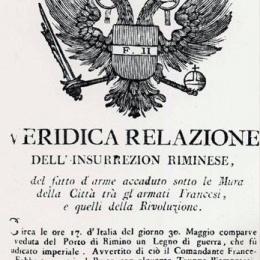 31 maggio 1799 – Rimini insorta scaccia i francesi