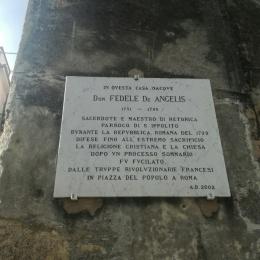 Don Fedele De Angelis (1751-1799)