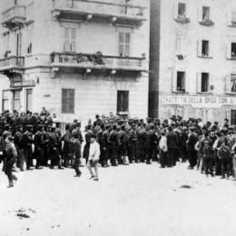 9 MAGGIO 1898: CANNONATE DI BAVA BECCARIS A MILANO
